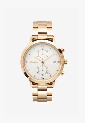 ADLER 42MM - Chronograaf - rose gold-white