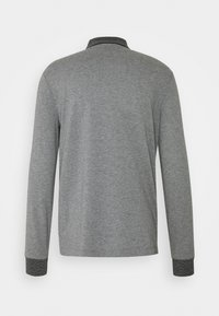 Calvin Klein - LONG SLEEVE  - Polo shirt - grey - 1