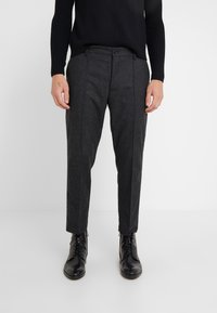 YMC You Must Create - HAND ME DOWN TROUSER - Trousers - charcoal - 0