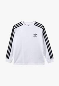 adidas Originals - Langarmshirt - white/black - 3