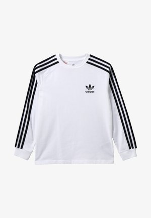 Langarmshirt - white/black