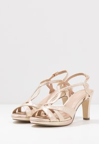 Menbur - High heeled sandals - even rose - 4