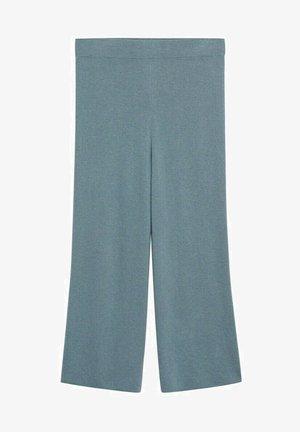 OLIVIA - Trousers - verde bosco