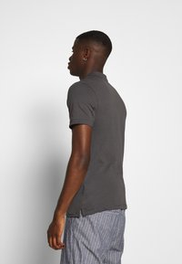 Zign - Polo - dark gray - 3
