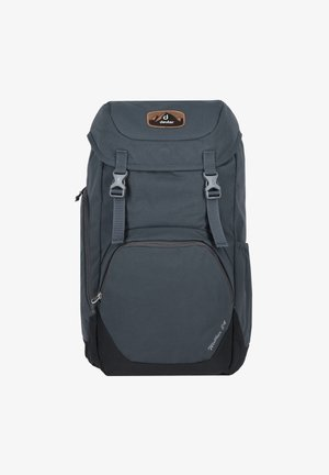 WALKER UNISEX - Backpack - graphite-black