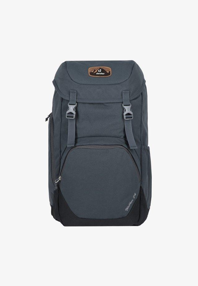 WALKER UNISEX - Hiking rucksack - graphite-black