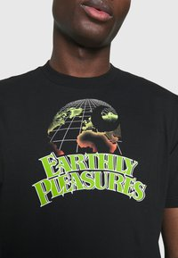Carhartt WIP - EARTHLY PLEASURES - Print T-shirt - black - 4