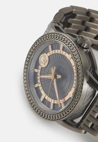 Versace Watches - CODE - Zegarek - gunmetal - 5
