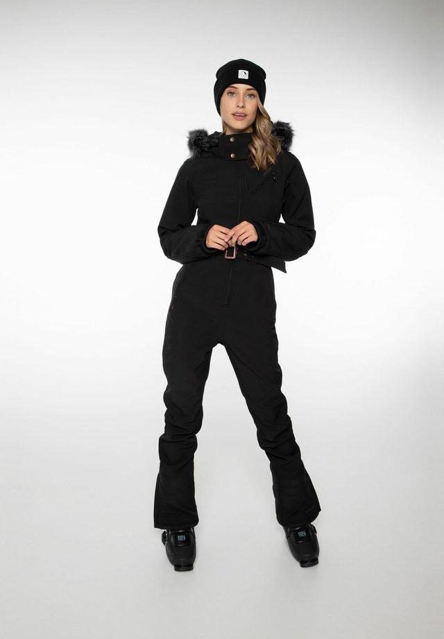 GLAMOUR  - Pantalon de ski - true black