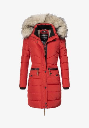 PAULA - Winter coat - red
