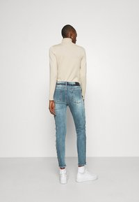 Desigual - MIAMI - Jean slim - denim medium