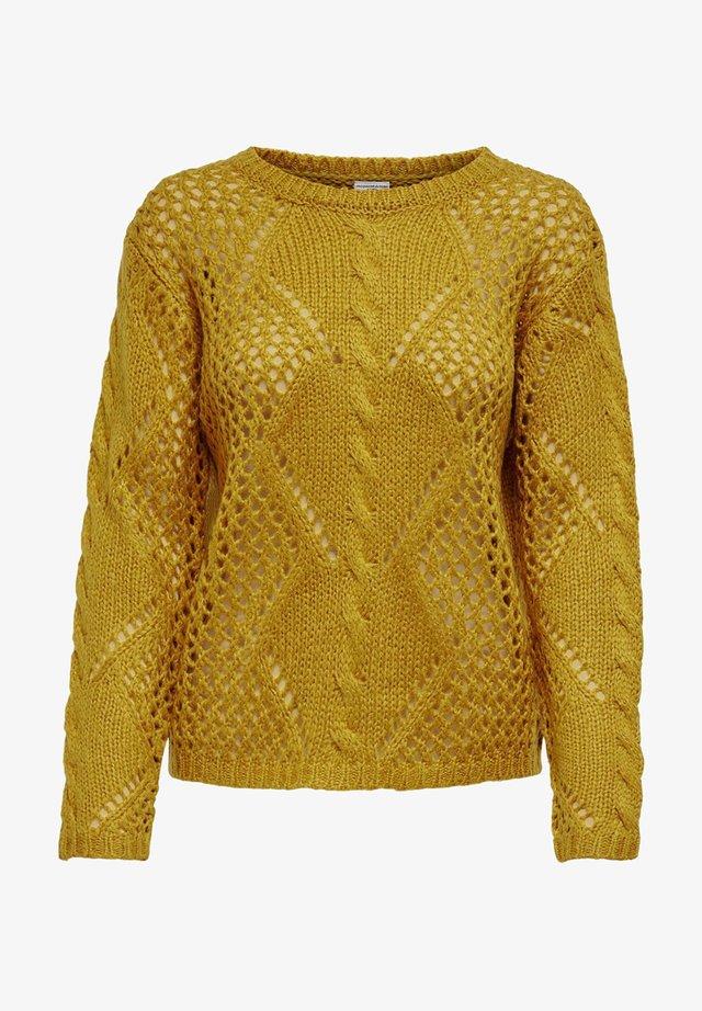 Sweter - harvest gold