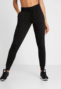 Cotton On Body - GYM TRACKPANT - Pantalones deportivos - black - 0