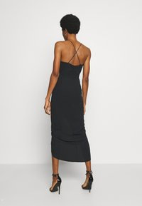 Forever New - CHARLOTTE DRAPE DRESS - Robe d'été - black - 2