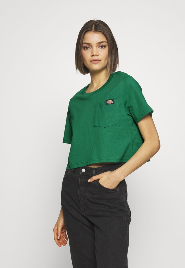 ELLENWOOD - T-paita - emerald