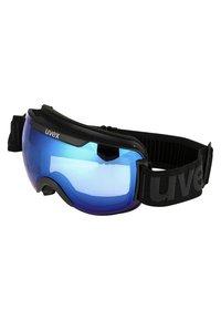 Uvex - DOWNHILL 2000 - Ski goggles - black mat - 3