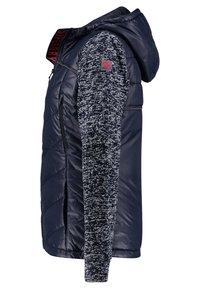 Superdry - Winter jacket - dark blue - 2