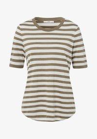 BRAX - STYLE COLETTE - T-shirt imprimé - khaki - 5