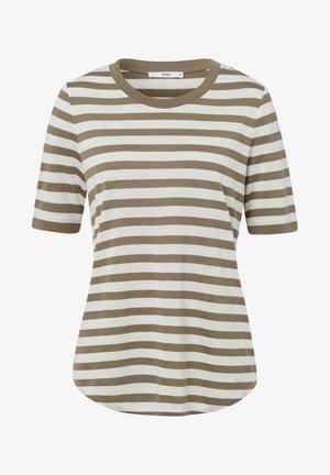 STYLE COLETTE - T-shirt con stampa - khaki