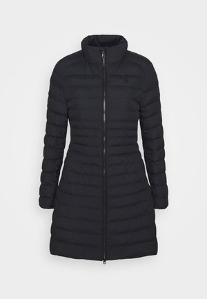 POLY FILL COAT - Classic coat - black