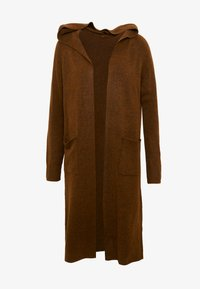 TWINTIP - Strikjakke /Cardigans - brown - 3