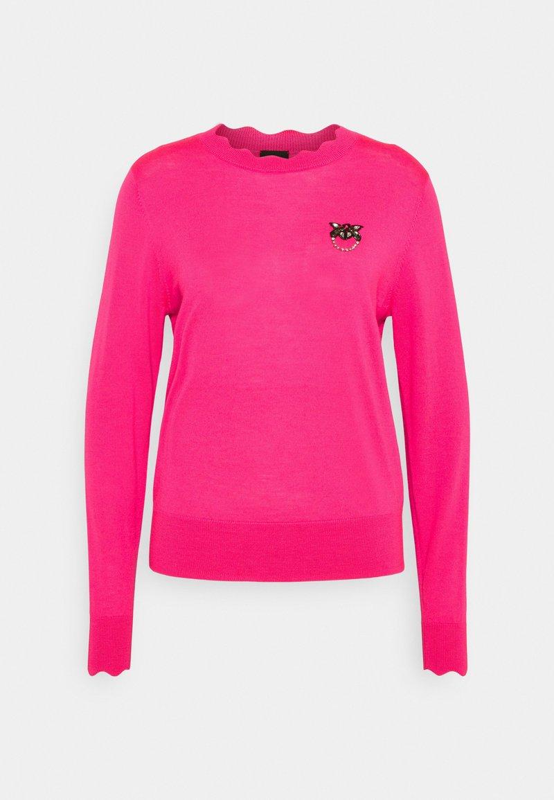 Pinko - STARTER MAGLIA - Jumper - pink