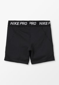 Nike Performance - BOY - Collants - black/white - 1
