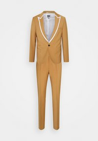 Twisted Tailor - HYNES SUIT - Traje - mustard - 10