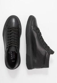 GARMENT PROJECT - Sneakersy wysokie - black - 1
