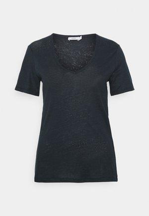 WOMENS DELETION LIST - Basic T-shirt - thunder sky
