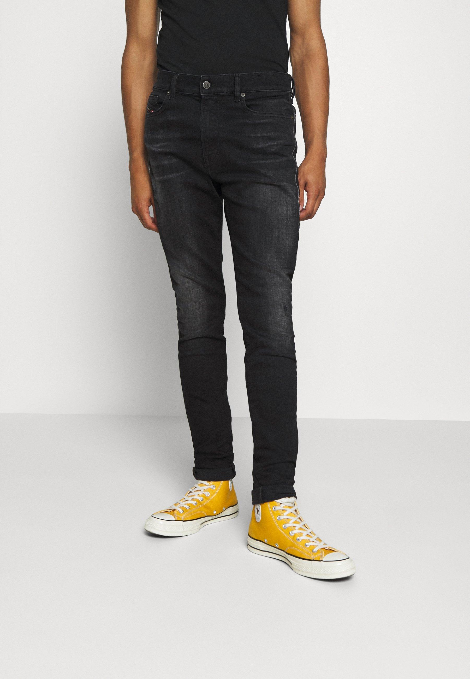 Uomo D-AMNY-Y - Jeans slim fit