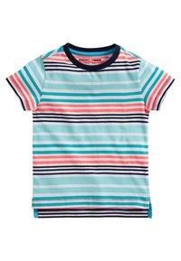 Next - FIVE PACK - T-shirt print - blue - 4