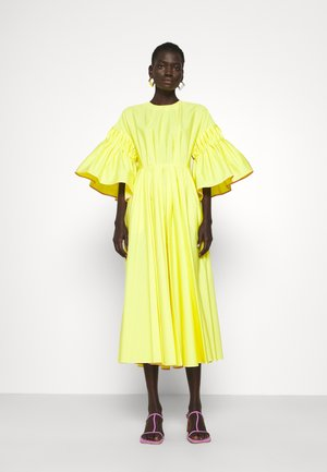 IOSEFINA DRESS - Maxi šaty - yellow