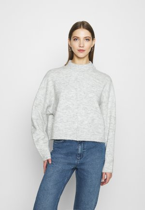 MAGGIE - Sweter - grey melange
