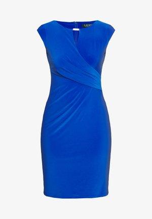 MID WEIGHT DRESS - Pouzdrové šaty - regal sapphire