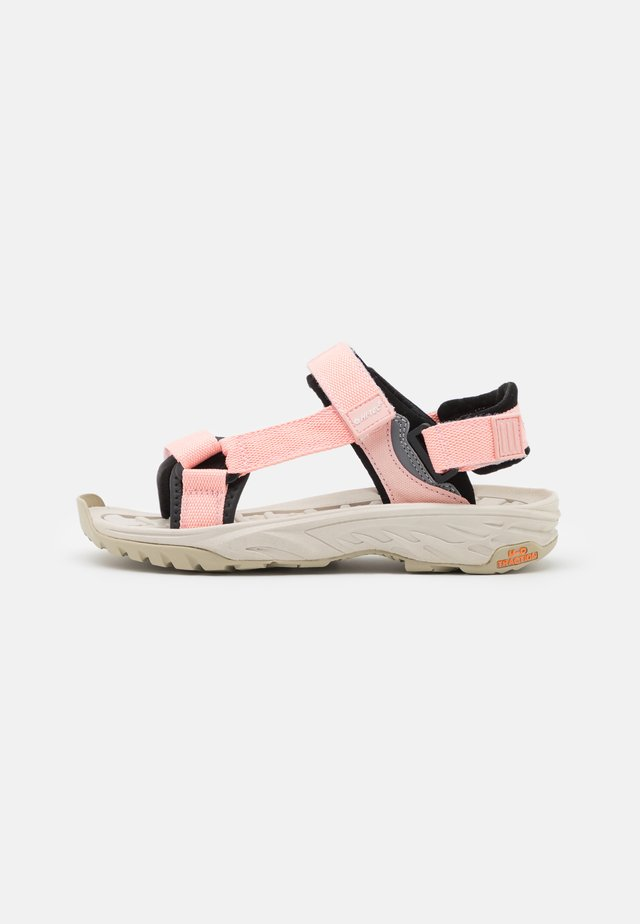 ULA RAFT WOMENS - Trekkingsandaler - mellow rose