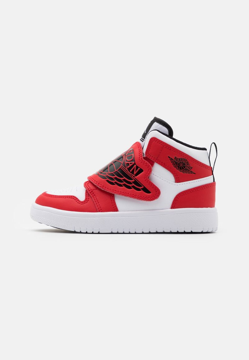 Jordan - SKY 1 UNISEX - Basketbalové boty - white/black/university red