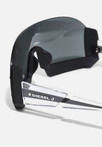 Diesel - Aurinkolasit - matte black/green - 2