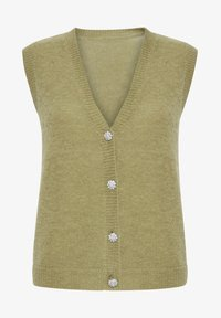 PULZ - PXIRIS SPECIAL FAIR OFFER - Cardigan - gothic olive - 5