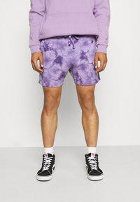 YOURTURN - UNISEX - Shorts - purple - 0