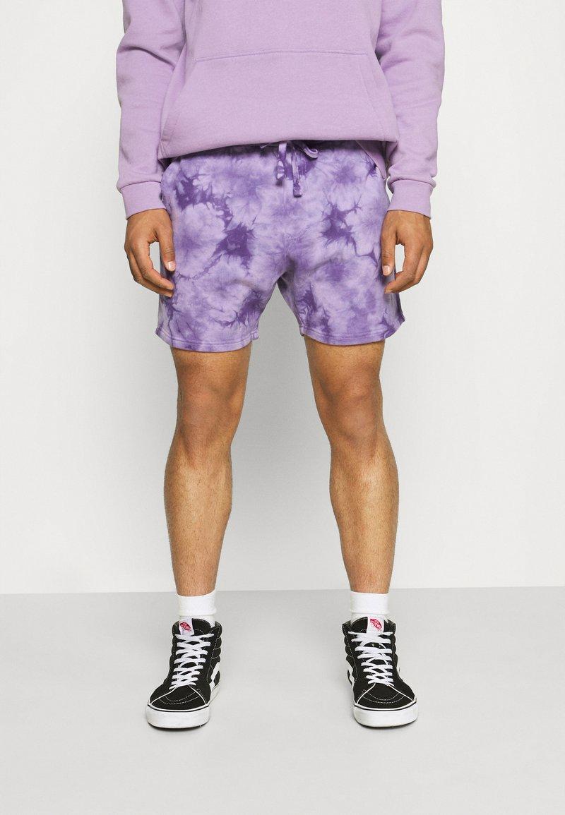 YOURTURN - UNISEX - Shorts - purple
