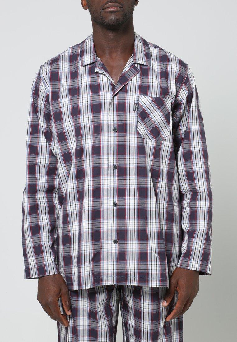 Jockey - Pyjamas - dark blue/white