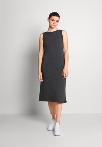ONLY - ONLSIA LIFE DRESS - Day dress - black - 0