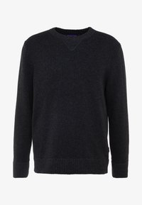 Patagonia - OFF COUNTRY CREWNECK - Strikpullover /Striktrøjer - forge grey - 4