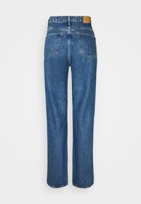 Weekday - ROWE - Jeans straight leg - sea blue - 8