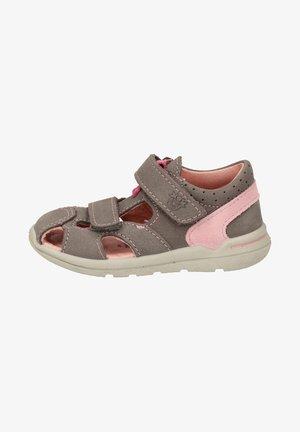 Sandales - graphit/blush
