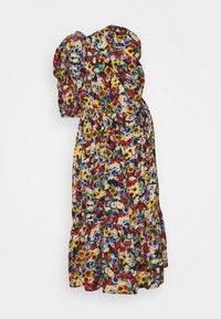 Lindex - DRESS SISKA MOM - Vestido informal - black - 1