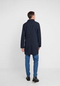 Club Monaco - COAT - Short coat - navy - 3