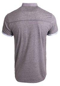 Gabbiano - Polo shirt - antra - 1