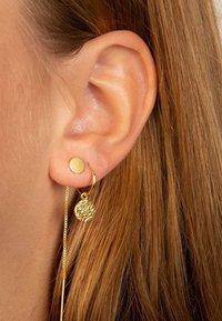 Violet Hamden - Earrings - gold-coloured - 0